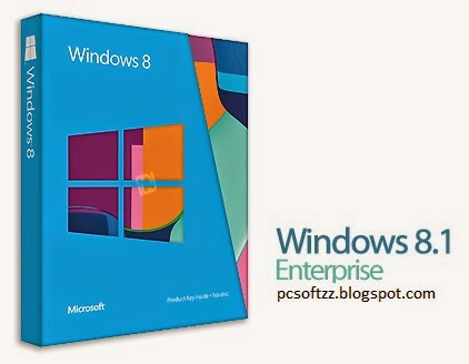 Download Windows 8.1 Enterprise with Update x86/x64 RTM [Preactivated Direct Link]