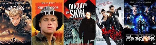 Películas completas en castellano desde Youtube