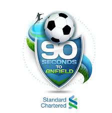 Standard Chartered - 90 Seconds to Anfield_Payment