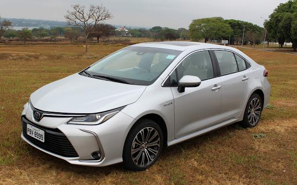 Toyota suspenderá produção de carros no Brasil a partir de 2ª feira