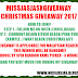 [MISSJASJASXGIVEAWAY] BLACK OR PINK OR PURPLE CHRISTMAS GIFT! YOU CHOOSE! :)