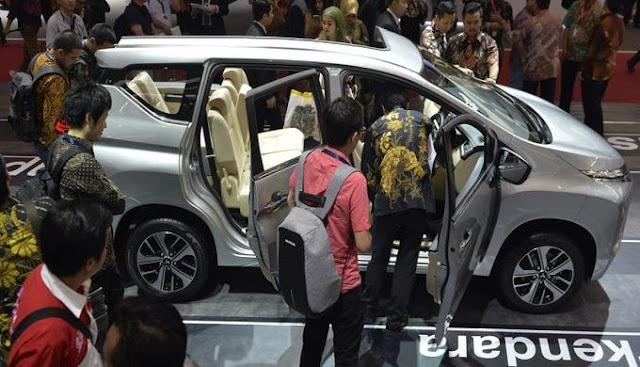 Pesanan Mobil Mitsubishi Xpander Meningkat Dratis !