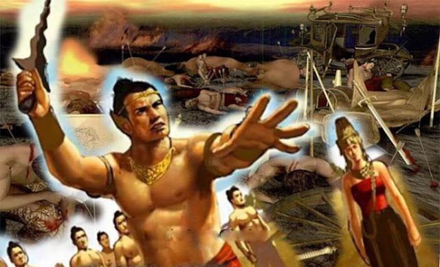 Sejarah Perang Bubat Majapahit vs Sunda Pajajaran