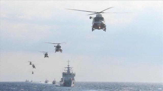 تركيا بالعربي - قبرص التركية تتمنى النجاح لمناورات عاصفة المتوسط