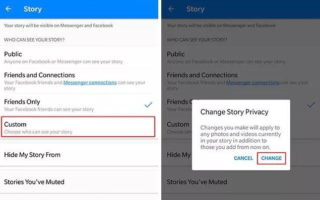 Cara Menyembunyikan Messenger Stories dari Banyak Orang  Cara Menyembunyikan Messenger Stories dari Semua Orang