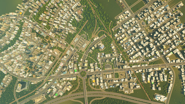 Download Cities Skylines PC