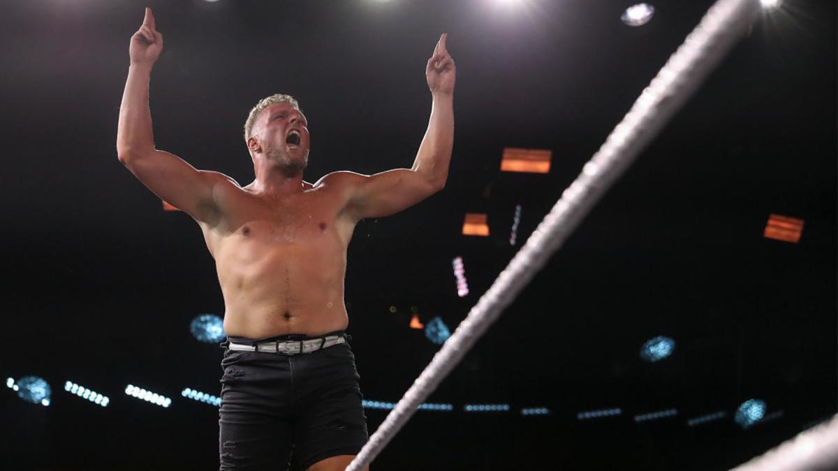 Pat McAfee entra para a equipe de transmissão do WWE Smackdown