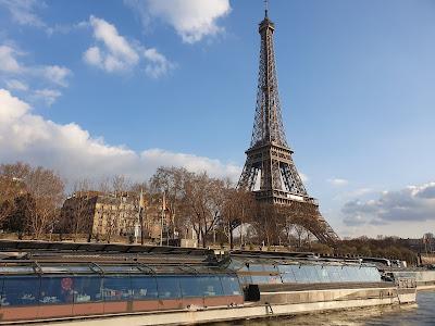 Seine River Banks