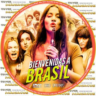 GALLETABIENVENIDAS A BRASIL - GOING TO BRAZIL - 2017