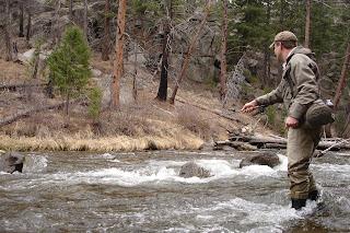 ab00a17b2bb Colorado Fly Fishing Reports  April Fools on South Boulder Creek