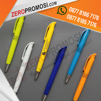 Souvenir Pulpen Plastik Pen 2038 Custom Cetak Logo, Pulpen Plastik Murah, pen promosi. pulpen souvenir tangerang