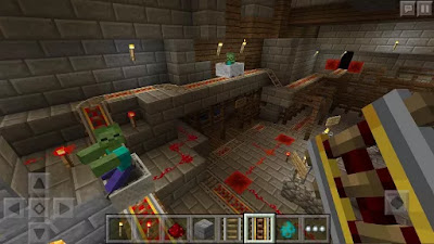 minecraft pocket edition apk indir