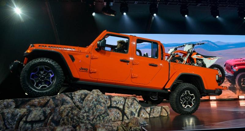 2022 Jeep Gladiator Hercules