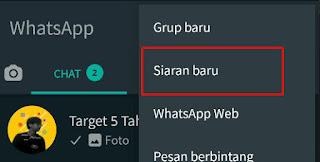 Cara Teruskan Pesan WhatsApp Lebih Dari 5 Orang