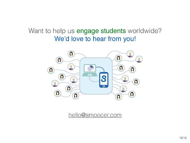 Contact social MOOC tracker