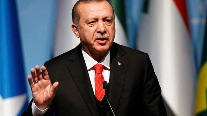 Ερντογάν: Το μήνυμα στην Κατερίνα Σακελλαροπούλου για τα 200 χρόνια από την Επανάσταση
