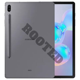 How To Root Samsung Galaxy Tab S6 SM-T865