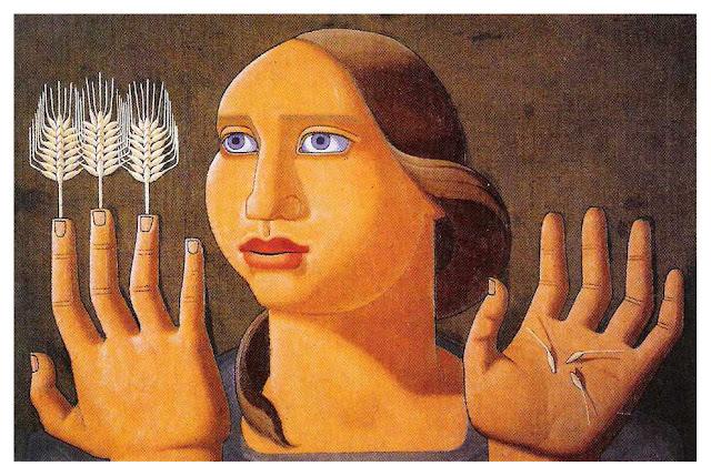 Pinturas de Maruja Mallo