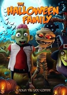 The Halloween Family 2019
