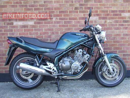 Yamaha XJ600N (1994-1997)