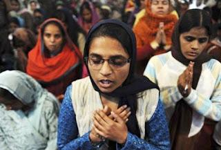 Iglesias cristianas en la India va en crecimiento