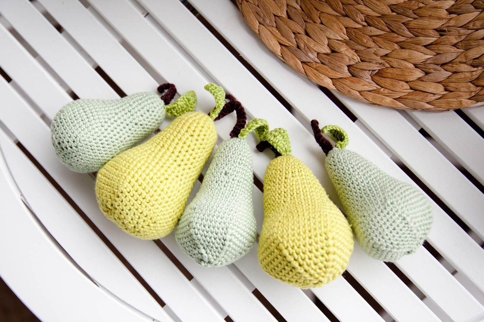 virkattu päärynä