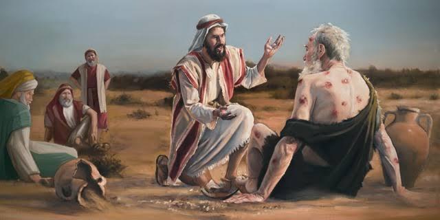 Nabi Ayyub pun Melakukan Social Distancing