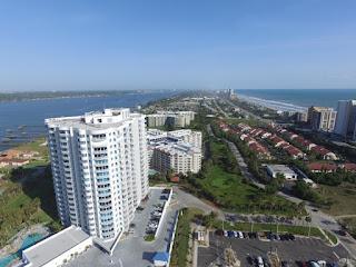 Daytona Beach Shores Views