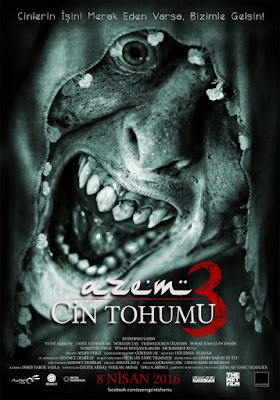 Azem 3 – Cin Tohumu (2016) Dual Audio Hindi 720p WEBRip ESubs Download