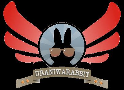 uraniwarabbit logo