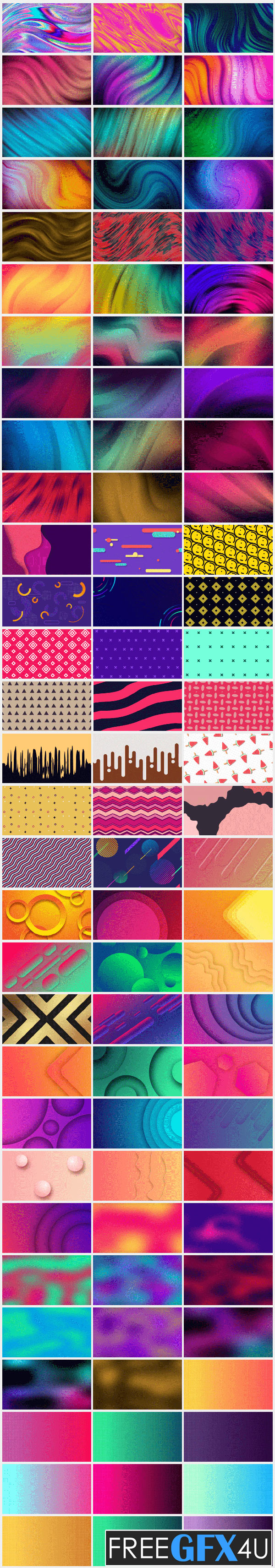 85+ Creative Backgrounds