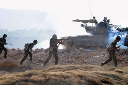 Ναγκόρνο Καραμπάχ: Άγριες μάχες σε εξέλιξη και ο Ερντογάν συνεχώς απειλεί