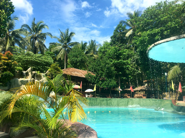 Gatubod Spring Resort - Basak, Compostela, Cebu