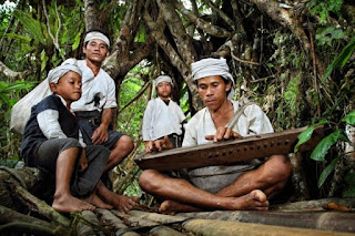 2 hari 1 malam di kampung suku baduy
