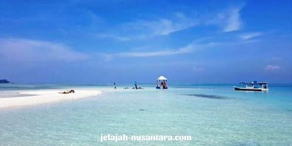wisata satu hari pulau pramuka