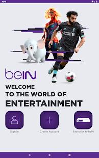 تطبيق لمشاهدة قنوات bein sport