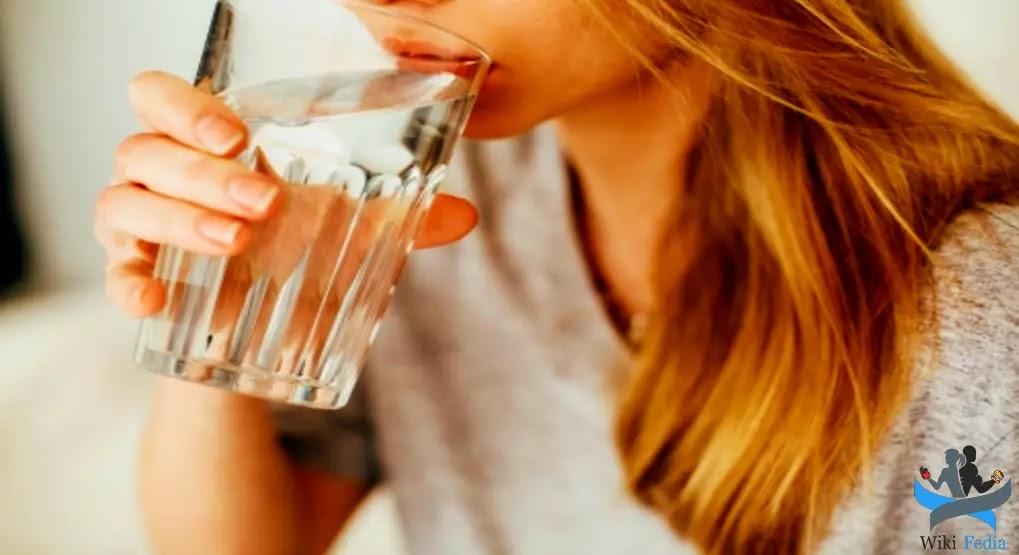 أهمية و فوائد الماء لجسم الانسان