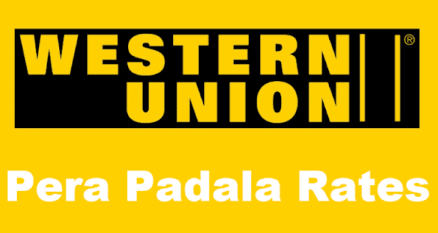 Western Union Rates in the Philippines