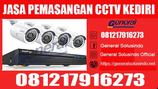 Jasa Pemasangan CCTV Wates Kediri Murah Terpercaya