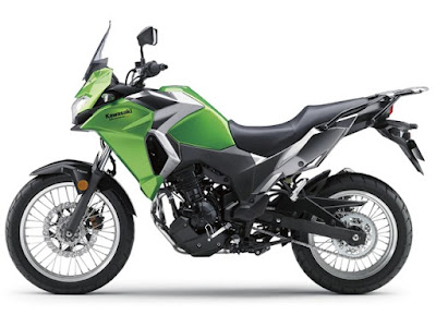 2017 Kawasaki Versys-X 300 Pics