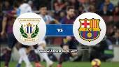 نتيجة مباراة برشلونة وليغانيس بث مباشر كورة لايف 16-06-2020