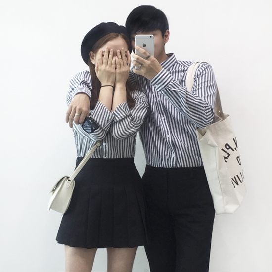 Korean Couple Fashion - Official Korean Fashion