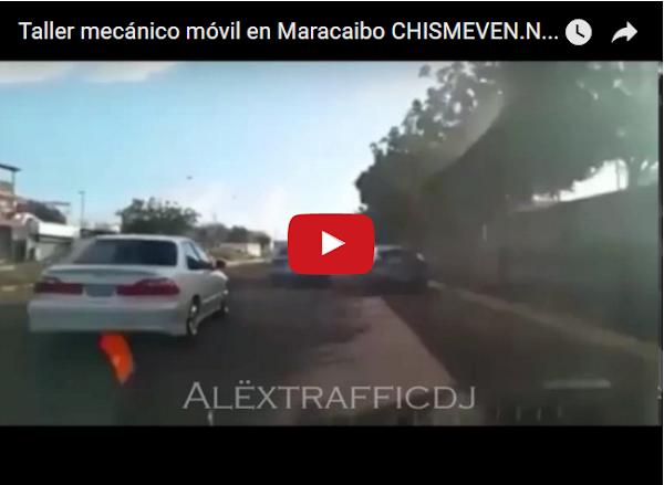 Taller Mecánico móvil en Maracaibo