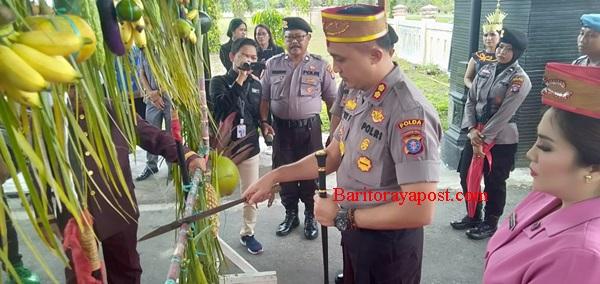 Kepala Kepolisian Resort Barito Selatan Berganti