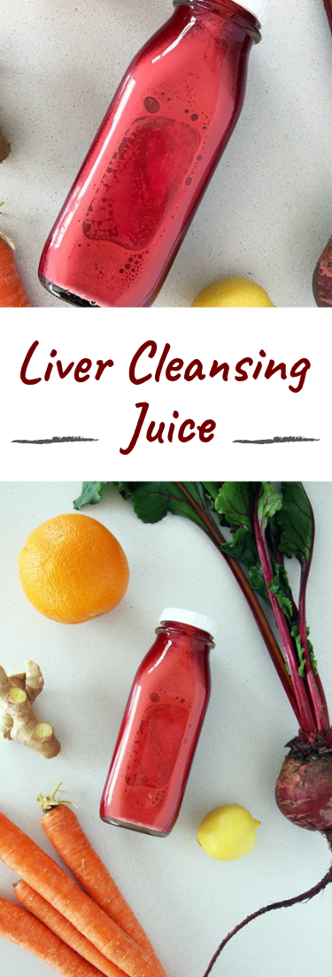 Liver Cleansing Juice #cocktail #smoothie