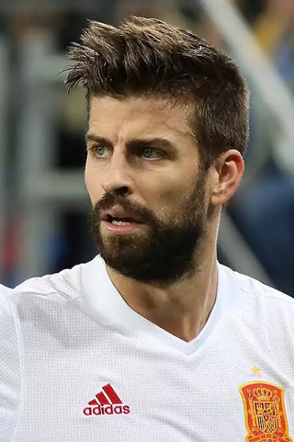 Top 10 Handsome Soccer Players 2019