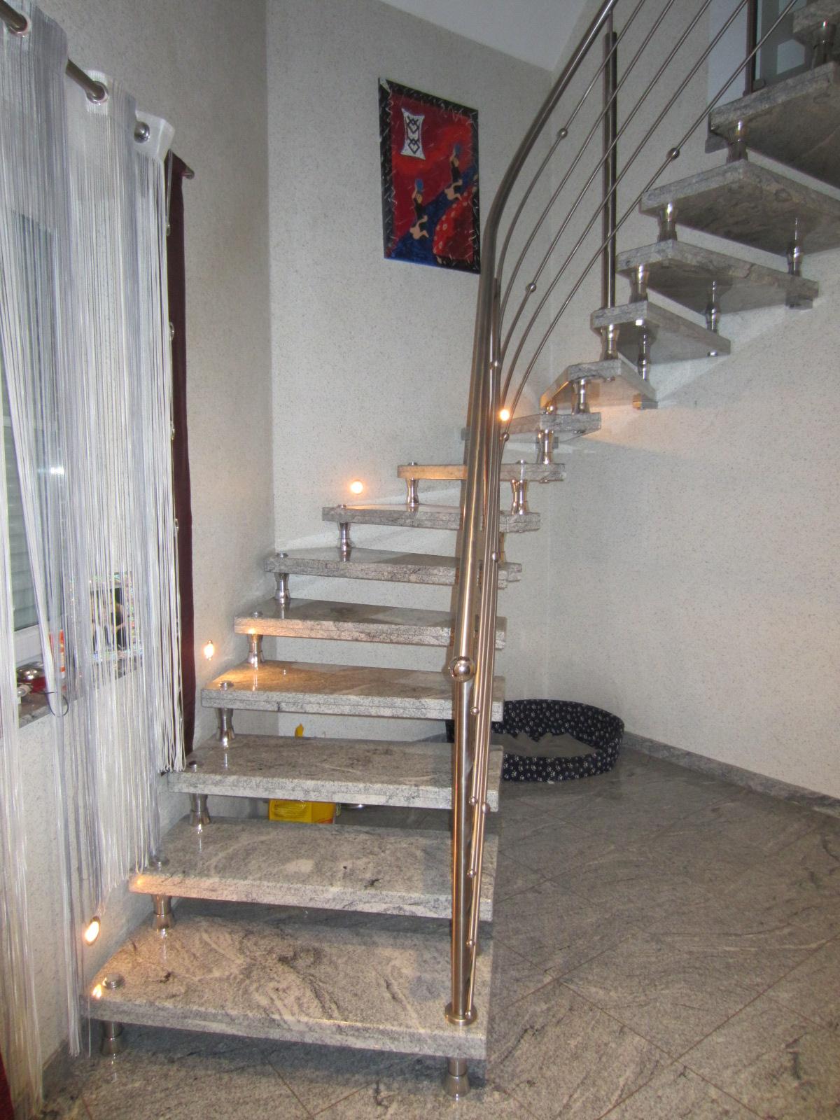 Beste Von Treppe Innen   Haus Design-Ideen