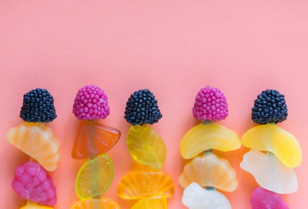 Exotic Fruits Illustration