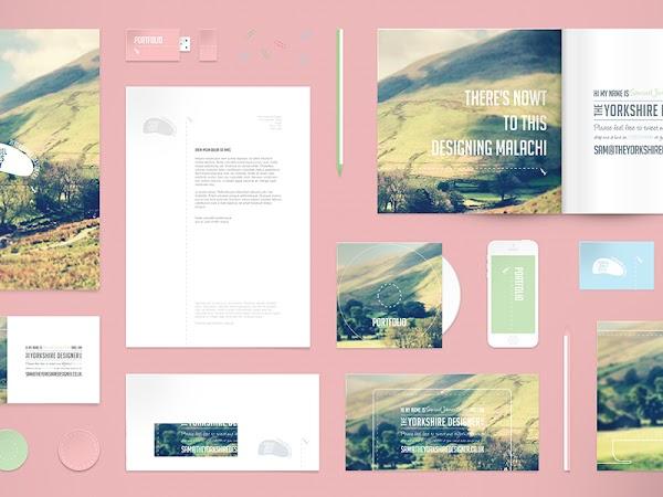 17 Mockups gratis en PSD gratis para presentar tus diseños