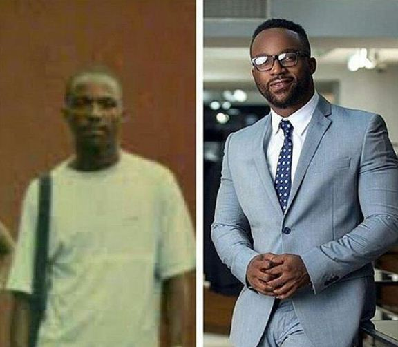 Iyanya Throwback Pictures